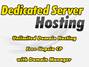 Economical dedicated hosting server services